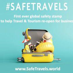 El Sello de Seguridad Global avalará las condiciones sanitarias y de seguridad de destinos y operadores turísticos.