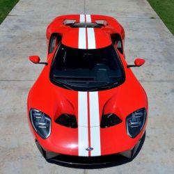 Todavía se desconoce el precio de salida de este Ford GT apenas usado.