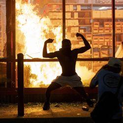 Disturbios en Minnesota por la muerte de George Floyd a manos de la Policía. POLÍTICA INTERNACIONAL Carlos González / TNS a través de ZUMA Wir / DPA | Foto:DPA