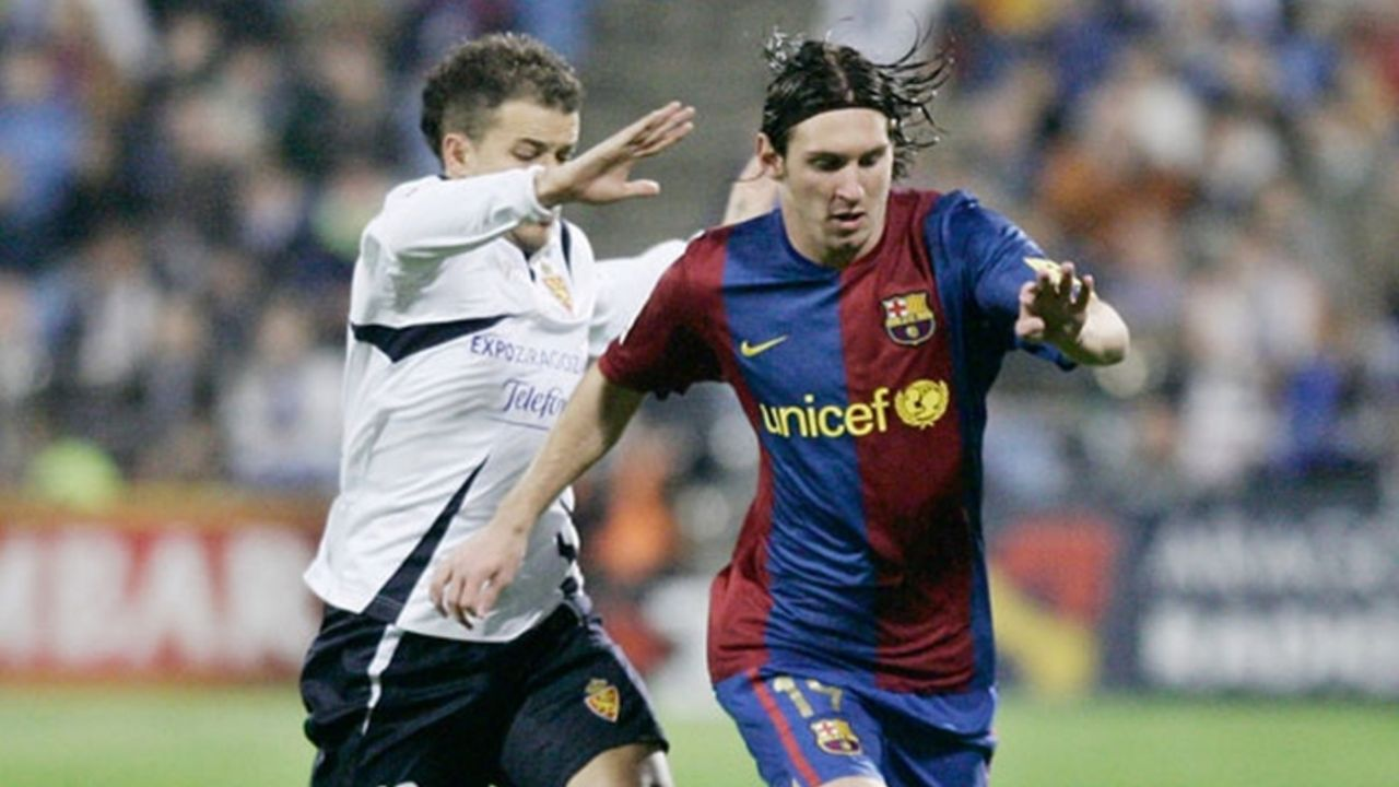 D'Alessandro recordó el día que lo expulsaron en España por culpa de Messi