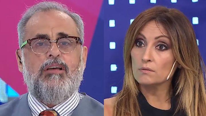 La lapidaría frase de Marcela Tauro sobre Jorge Rial tras su pelea en Intrusos