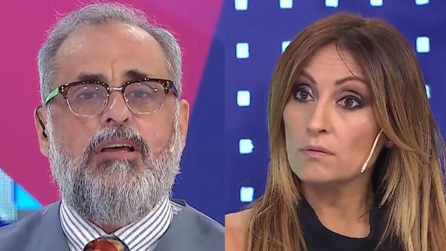 Tras la pelea con Jorge Rial, Marcela Tauro rompió el silencio