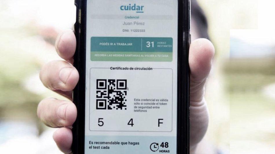 El CUHC se puede agregar a la aplicación CuidAR para tenerlo siempre a mano o imprimirlo.