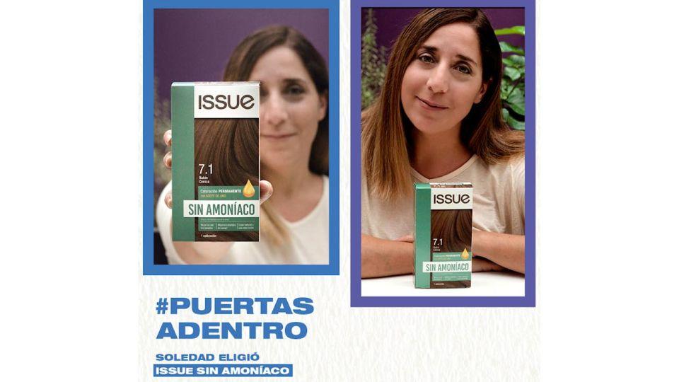 """""""Puertas Adentro"""" es una campaña 100% hecha desde las casas con la particularidad de tener como protagonistas a los propios integrantes de Godrej Argentina."""