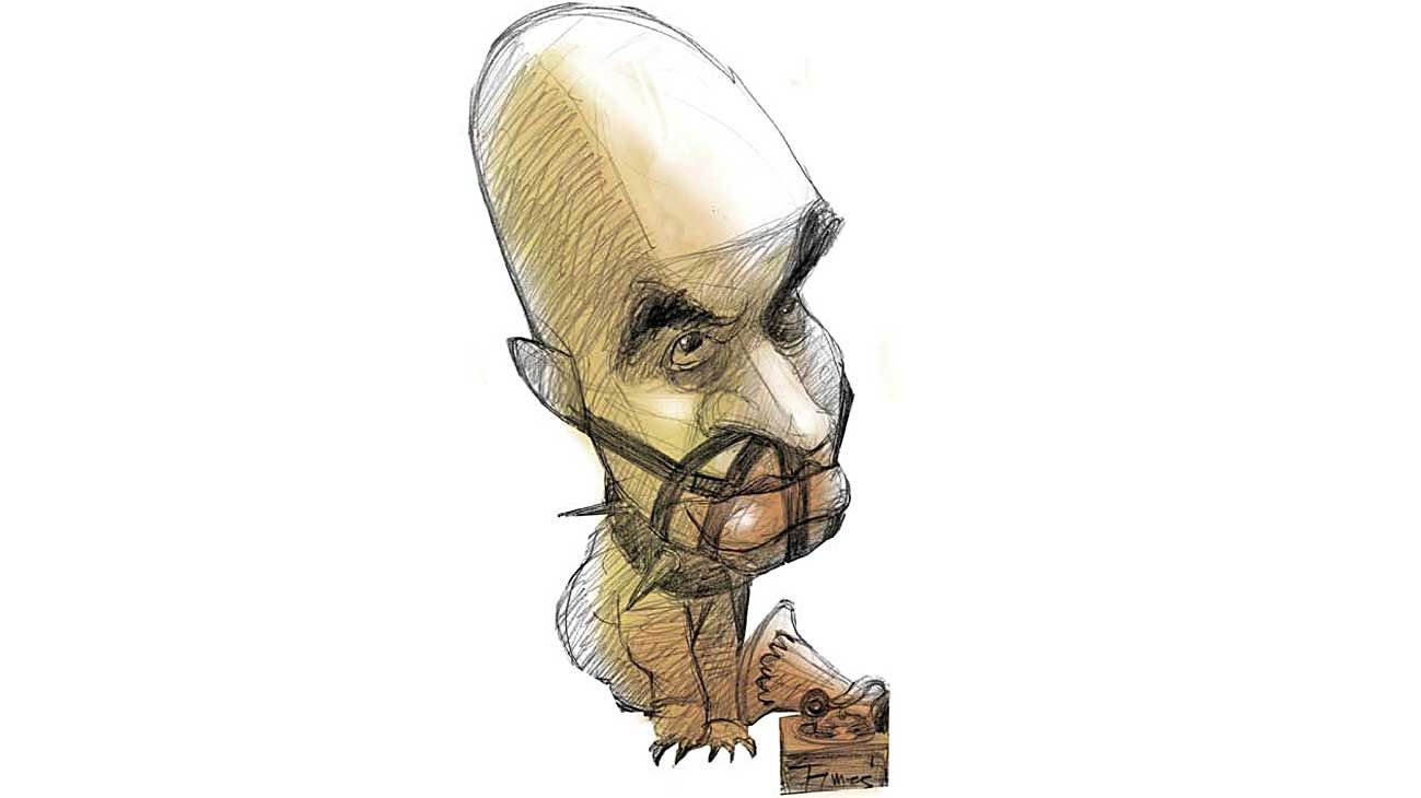 Silenzio Stampa, Horacio Rodríguez Larreta.