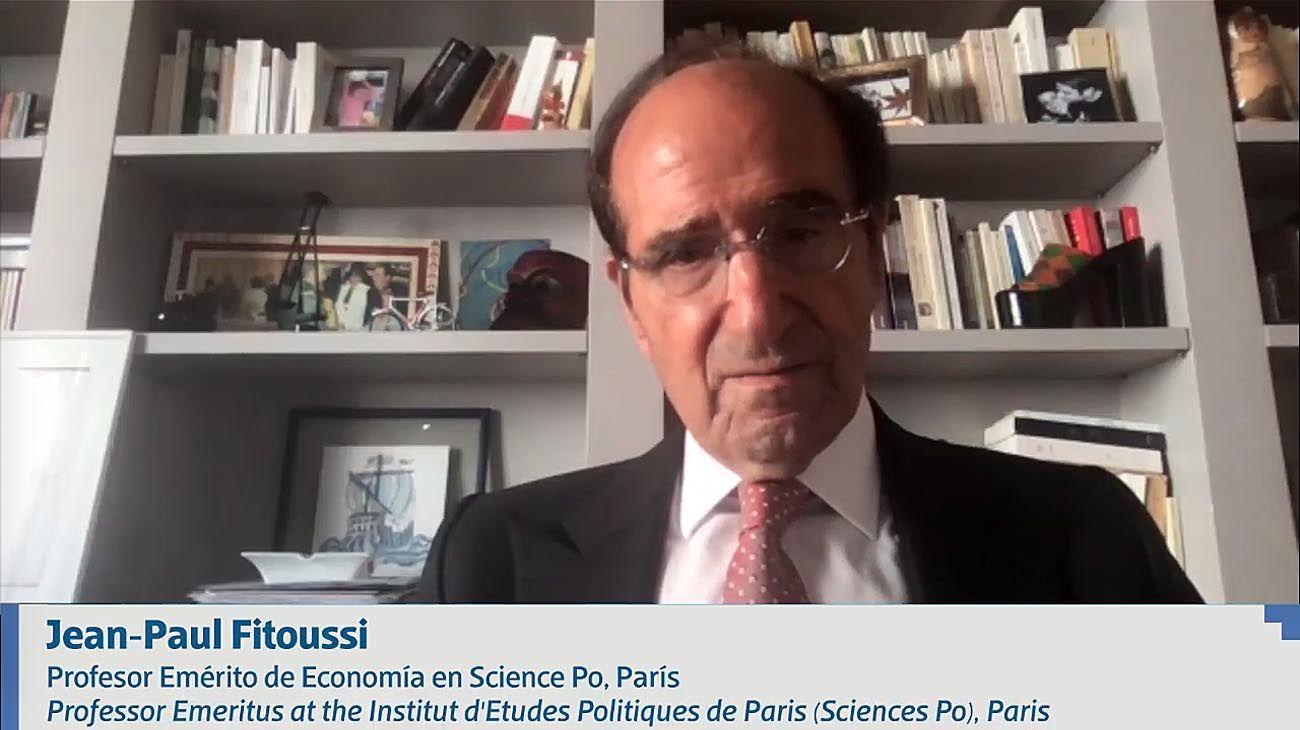 Jean-Paul Fitoussi conferencia UNTREF