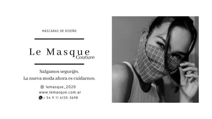 Le Masqué Couture: mascaras de diseño y tendencia