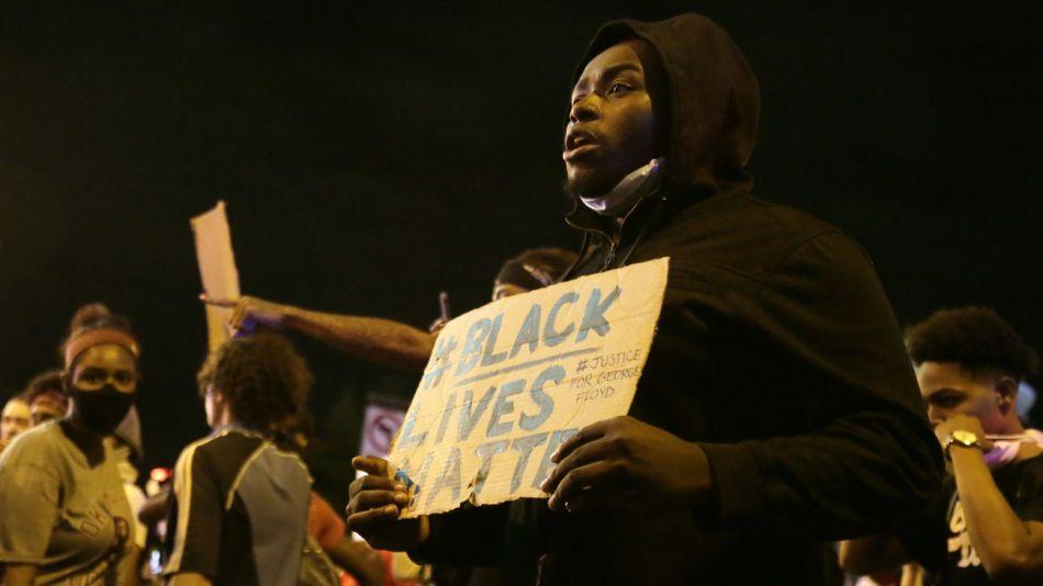 protestas en Minneapolis por la muerte de George Floyd 20200529