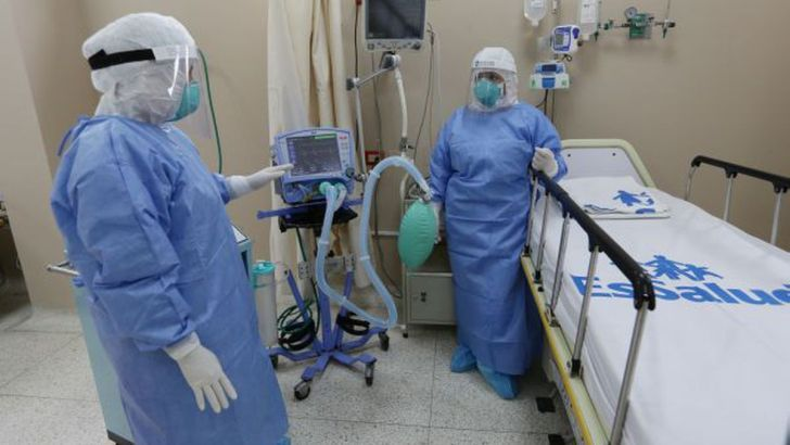 DUPLICA COSTOS. El Covid-19 generó un notable encarecimiento en los costos que demanda una cama de terapia intensiva.