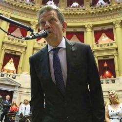 Julio Enrique Sahad es diputado por La Rioja, presidente del Tiro Federal de su provincia y autor de un controversial proyecto de ley.