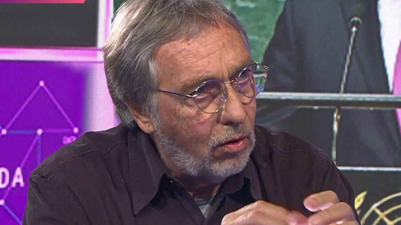 """Luis Brandoni: """"El Gobierno no está del todo convencido de la democracia"""""""
