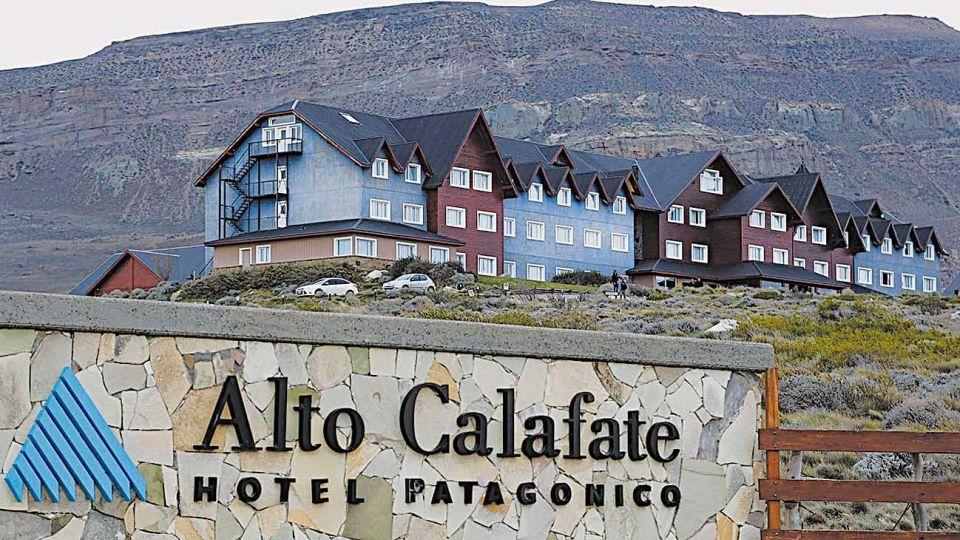 En la mira. Dos de los hoteles de la familia Kirchner están en la mira de la Justicia federal.