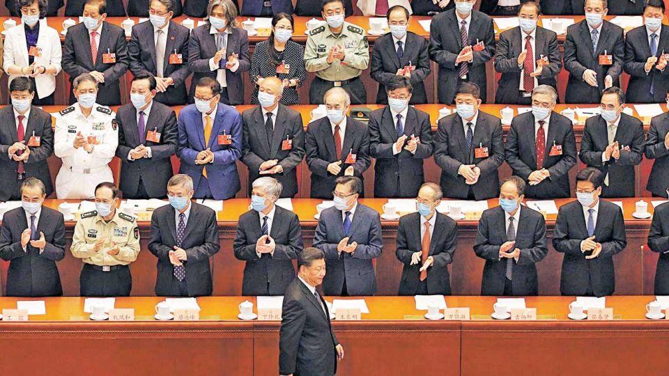 "Potencia en ascenso. El presidente Xi Jinping busca crear un ecosistema tecnológico ""nacionalista"" para competir con Washington."