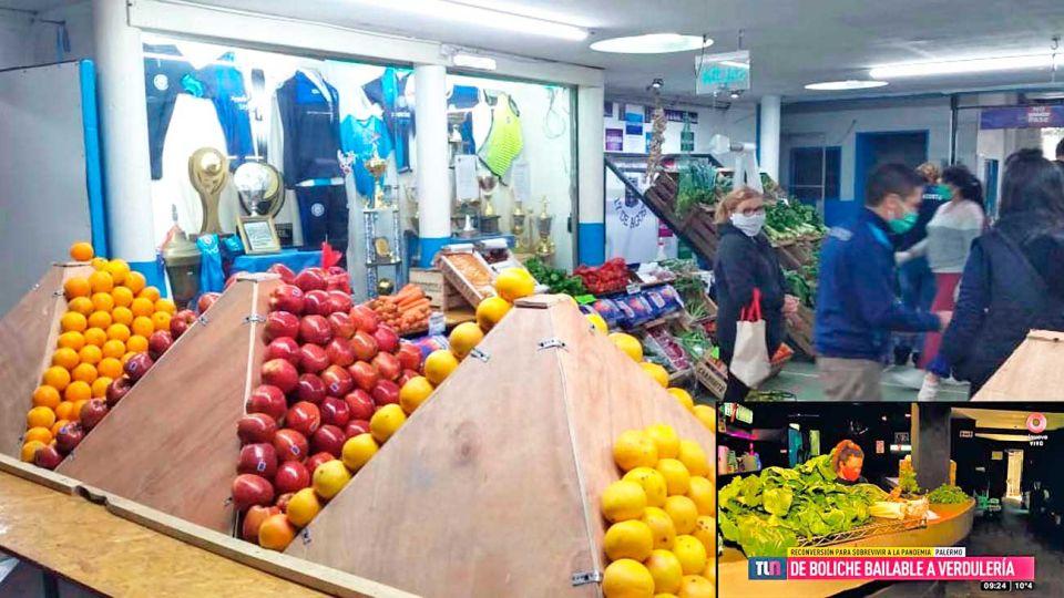 17 de agosto. Sus autoridades debieron informarse sobre cómo comprar y verder alimentos.