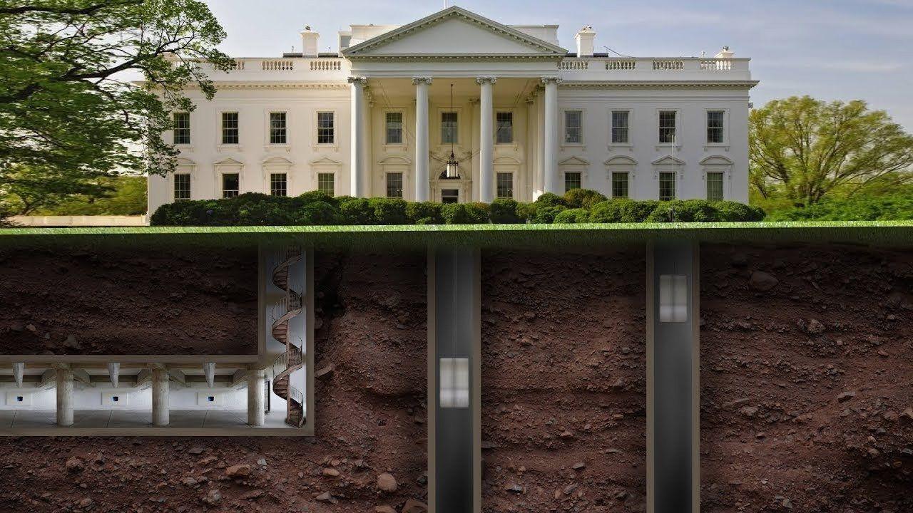 Cómo es el bunker de la Casa Blanca