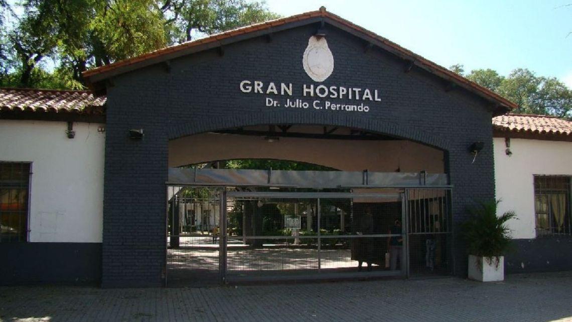 Hospital Perrondo.