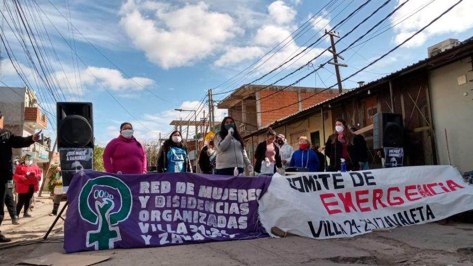 01-06-2020 barrio 21-24 sin agua1