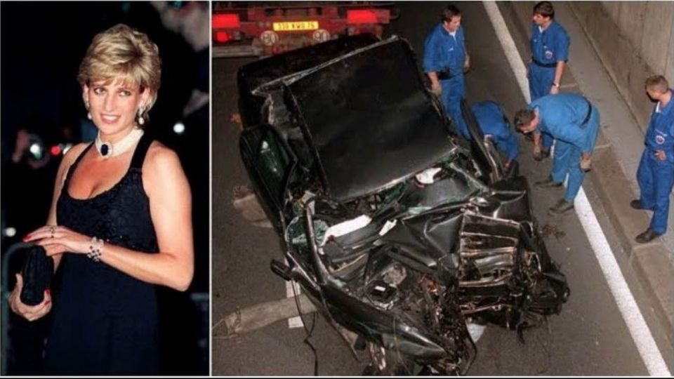 Anonymous denuncia que la muerte de #LadyDi fue organizada por parte de la Realeza Británica