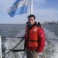 Juan Manuel Piscicelli, icitiólogo entrevistado.