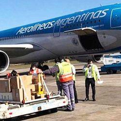 Negociaciones en Aerolíneas Argentinas