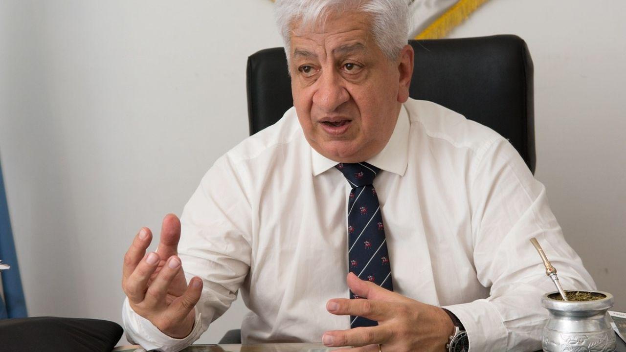 Piumato criticó la falta de independencia judicial   Foto:Piumato criticó la falta de independencia judicial