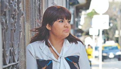 Georgina Orellano es la secretaria general de AMMAR, el sindicato de las trabajadoras sexuales - Crédito: Sergio Bianchi