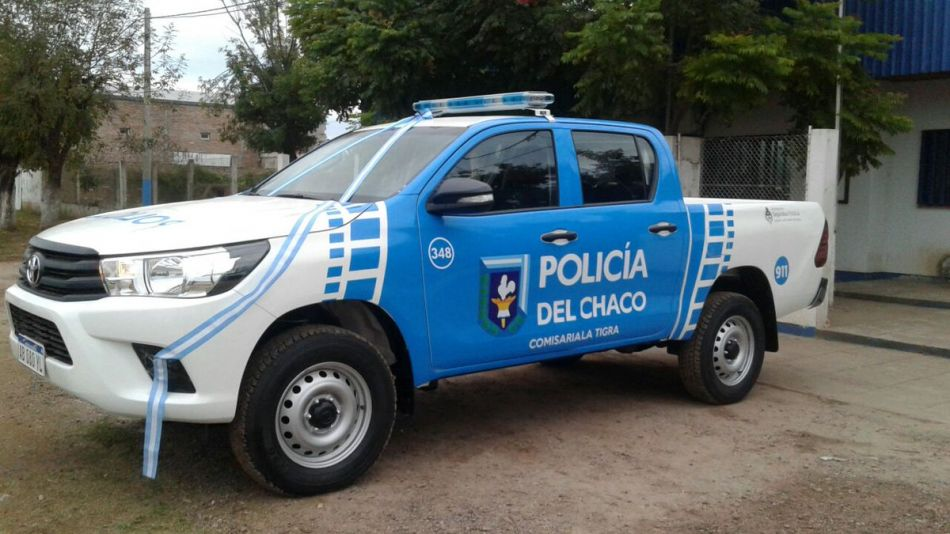 Policía de Chaco