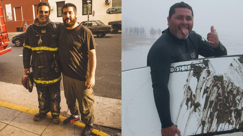 Ariel Vázquez Maximiliano Firma Paz bomberos muertos explosion villa crespo g_20200602