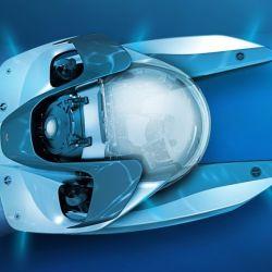 Con el nombre de Proyecto Neptuno, está colaboración dio como resultado un submarino de edición limitada.