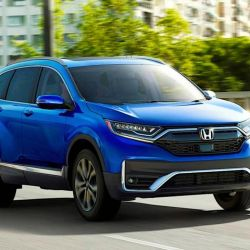 La nueva Honda CR-V 2020 cuenta con un motor 1.5L VTEC™ Turbo de 190 CV.