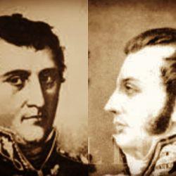 Manuel Belgrano y Eduard von Holmberg