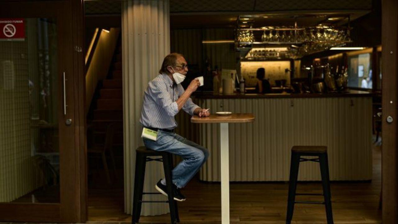 Bar en cuarentena | Foto:Cedoc