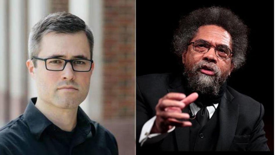Cornel West y de Mark Bray 20200603