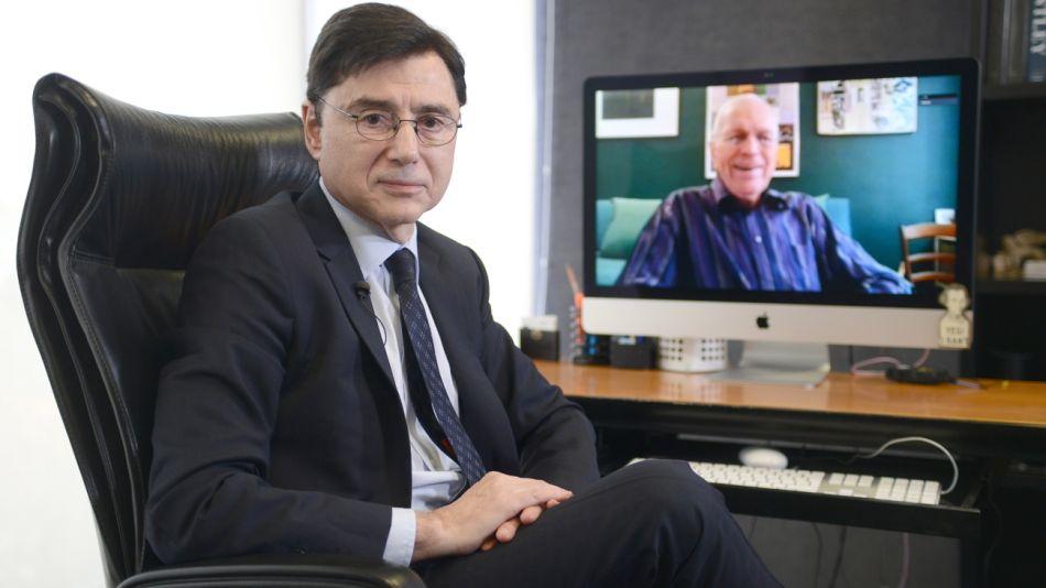 Jorge Fontevecchia entrevista a Edmund Phelps-Pablo Cuarterolo 20200603