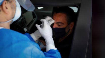Botox en tiempos de coronavirus: aplican inyecciones al mejor estilo