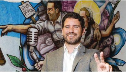 Francisco Cafiero, Secretario de Asuntos Internacionales para la Defensa y primo del Jefe de Gabinete.