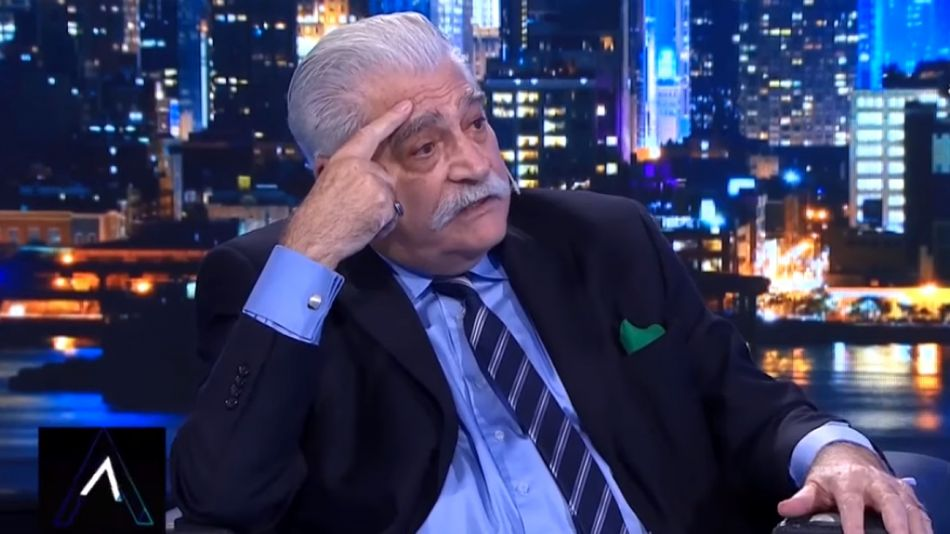 El escritor y periodista Jorge Asís
