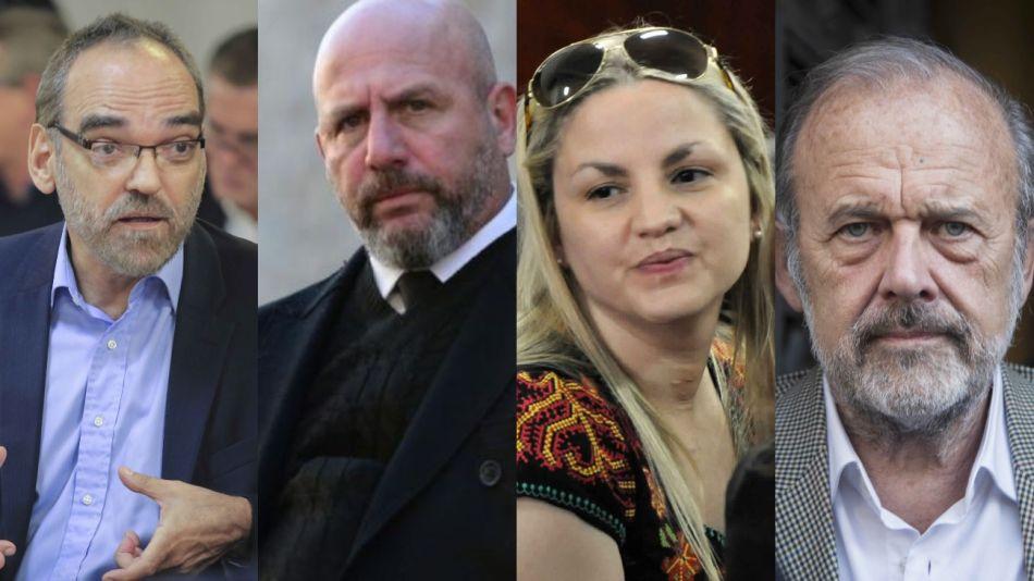 Fernando Iglesias, Waldo Wolff, Carolina Píparo y Eduardo Amadeo g_20200604