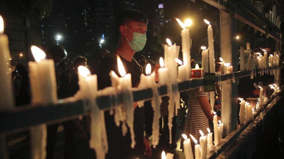 HONG KONG (Protestas) 20200604