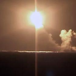 El sistema de misiles Bulava tiene un alcance de hasta 8.000 kilómetros.
