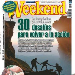 En revista Weekend de junio 30 desafíos para volver a la acción.