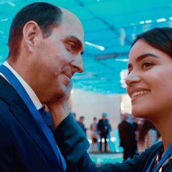 Paulina trabajó también en otra gran producción de la región: Sr. Ávila (HBO).