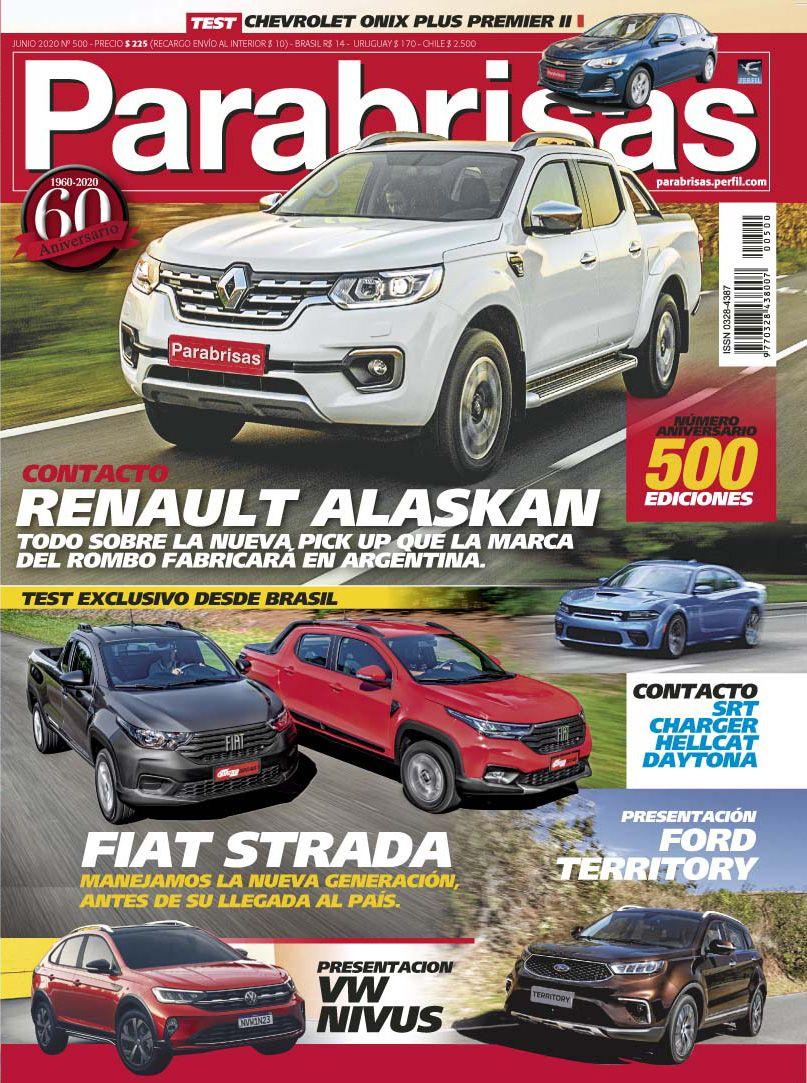 Revista Parabrisas nº 500 - Junio 2020