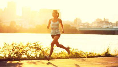 Por qué no será obligatorio usar barbijo para hacer running