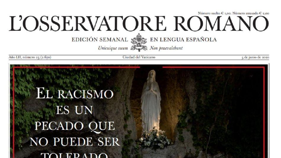 L´Osservatore Romano