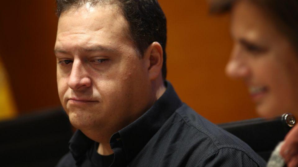 Juan Sebastián Marroquín, hijo del fallecido narcotraficante colombiano Pablo Escobar Gaviria.