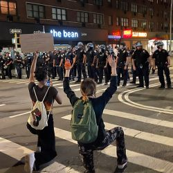 Protesters have taken to streets across the United States.