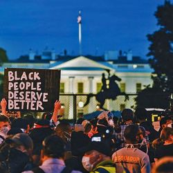 Protesters have taken to streets across the United States to protest the killing of George Floyd.