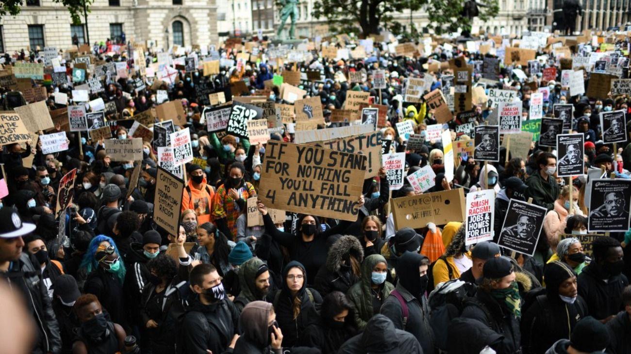 De Sidney a Londres: las protestas se multiplican y piden justicia por la muerte de George Floyd