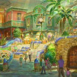 El parque temático de Studio Ghibli anuncia su apertura para 2022 en Japón.